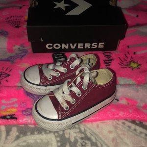 Converse size 4 toddler